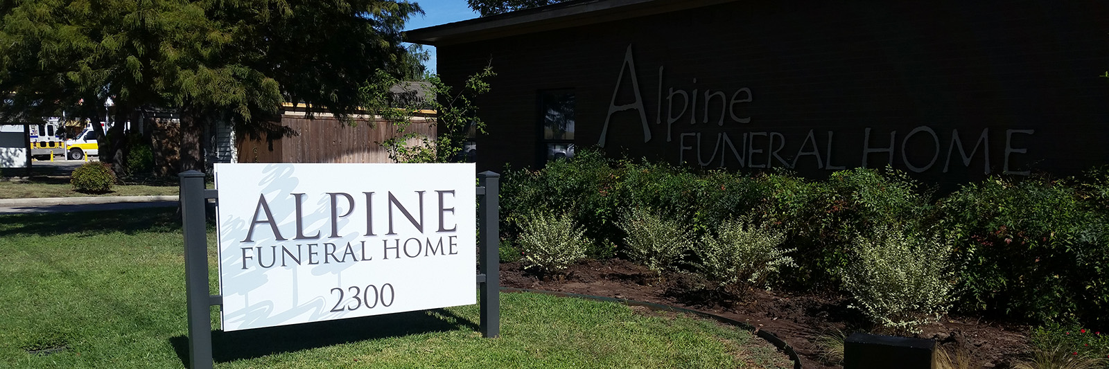 Alpine Slide Funeral Home And Cremations Fort Worth, TX